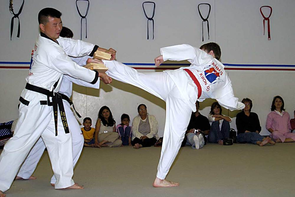 Tae Kwon Do: Name: British TaeKwonDo Council Click here to email