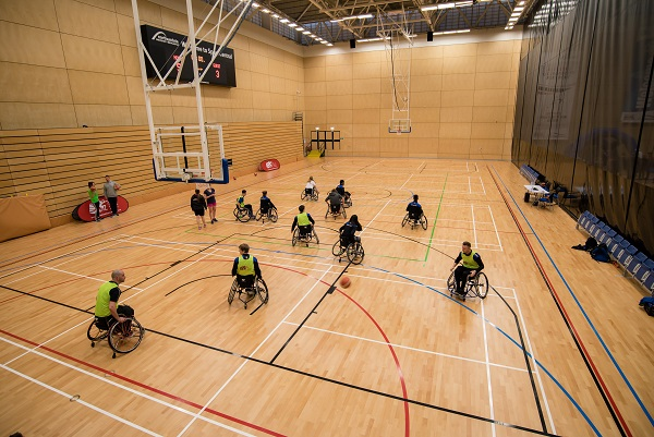 Wheelchair Basketball: Name: Jo Richards Job Title: British Wheelchair Basketball Click here to email