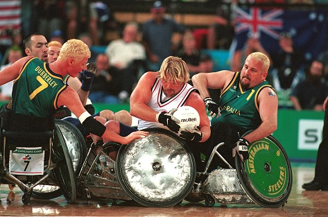 Wheelchair Rugby: Name: Joanna Arnold Job Title: Regional Development Officer (North & Midlands), Great Britain Wheelchair Rugby Click here to email