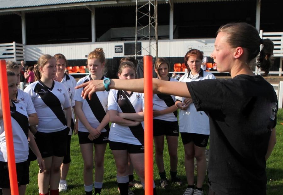 Coaching & Volunteering
