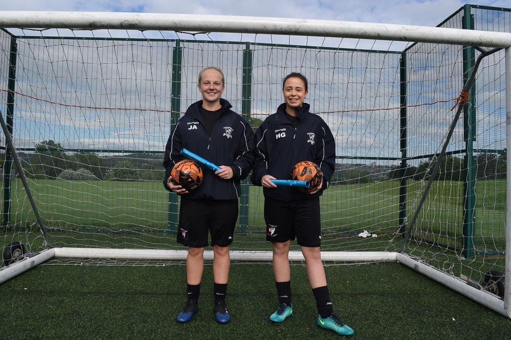 Johanna & Hannah - Rutherford AFC