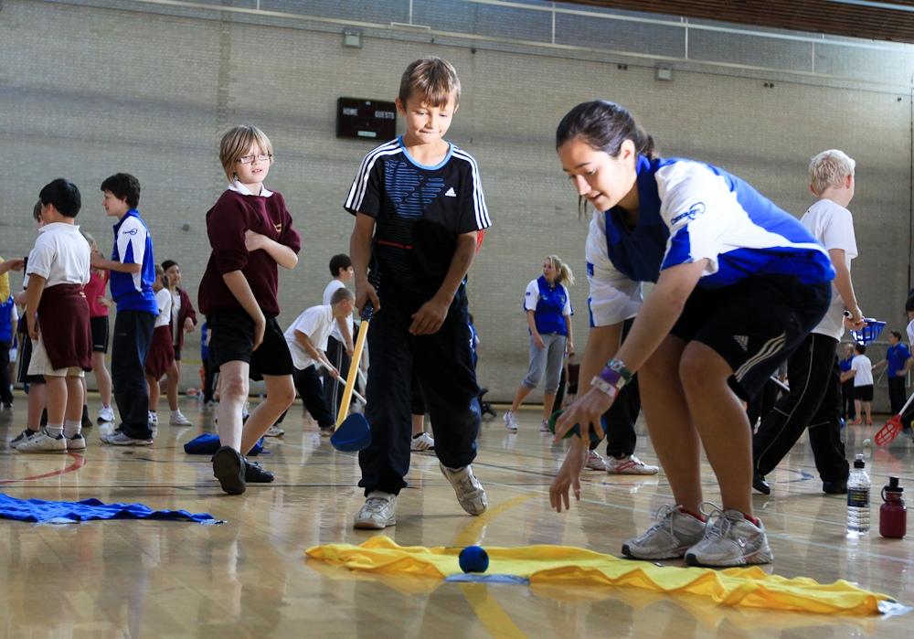 Coaching & Volunteering -