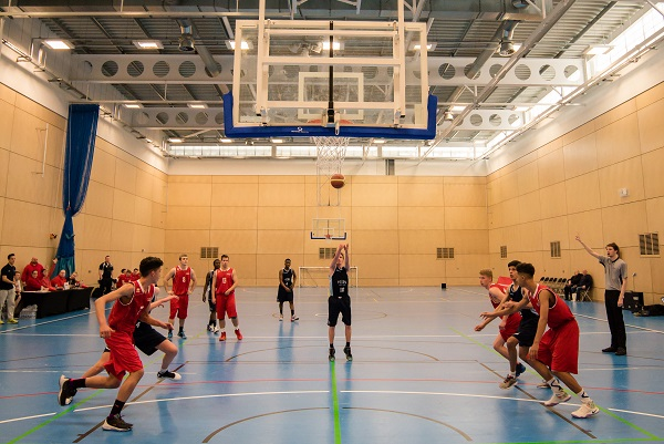 Basketball England -