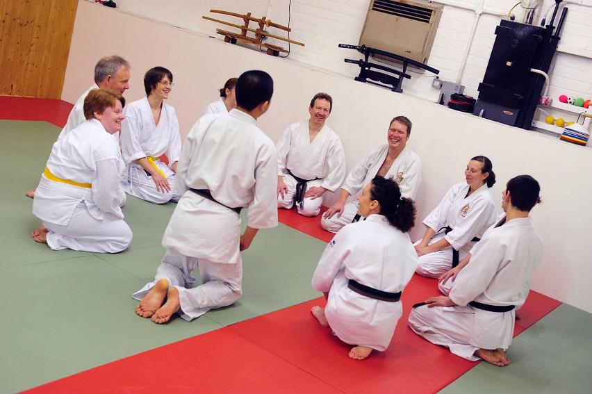 British Judo -
