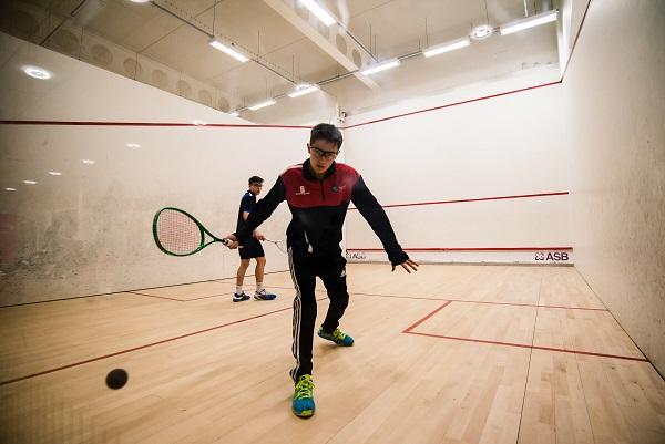 England Squash -