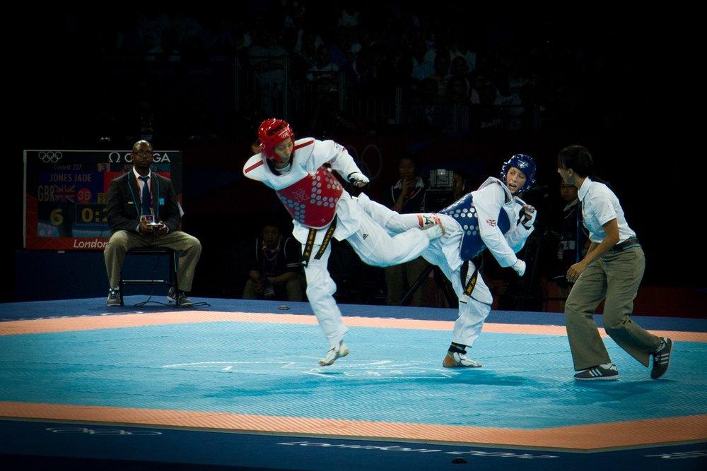 British Taekwondo -