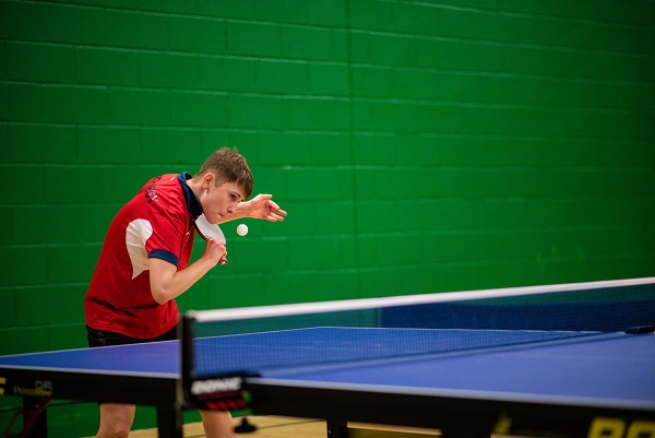 Table Tennis England -