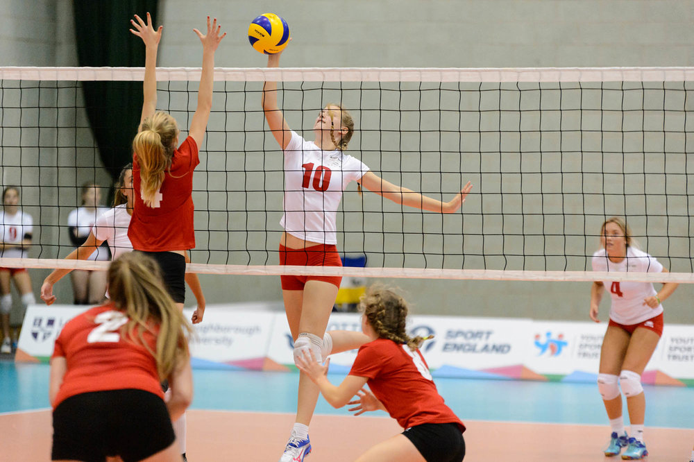 Volleyball England -