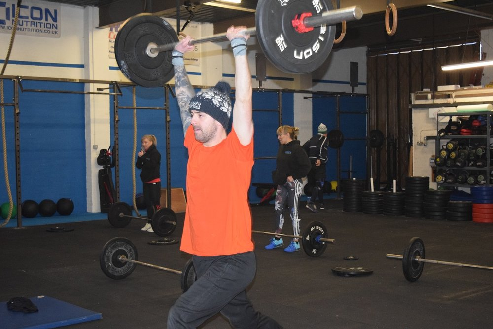 British Weightlifting -