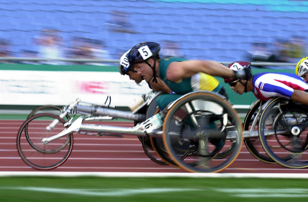 British Wheelchair Racing Association (BWRA) -