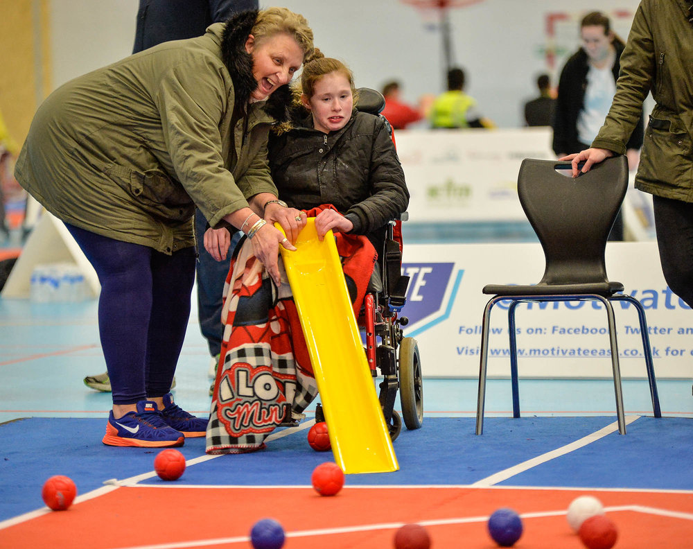 UK Sports Association For People With Learning Disability (UKSA) -