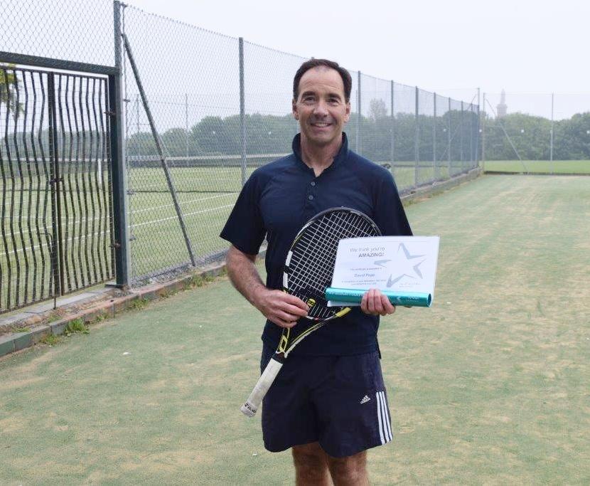 David Pope - Collingwood Tennis Club