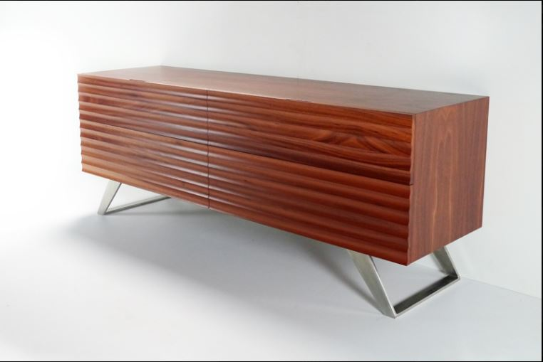 Jarrah Credenza by Nathan Day Design       //           image from nathandaydesign.com.au