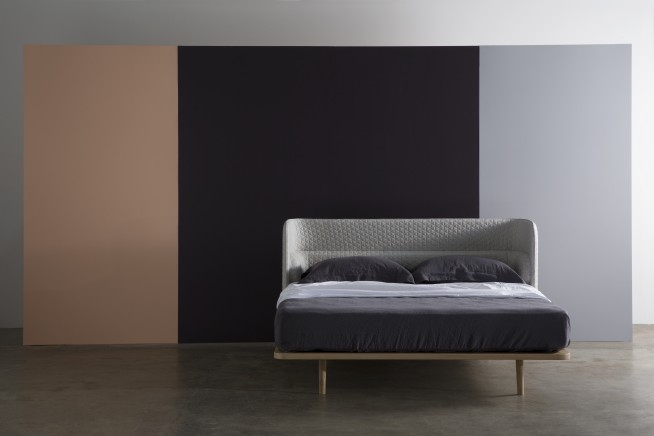 Cocooning CULT Bed by Adam Goodrum                             designfarm.com.au