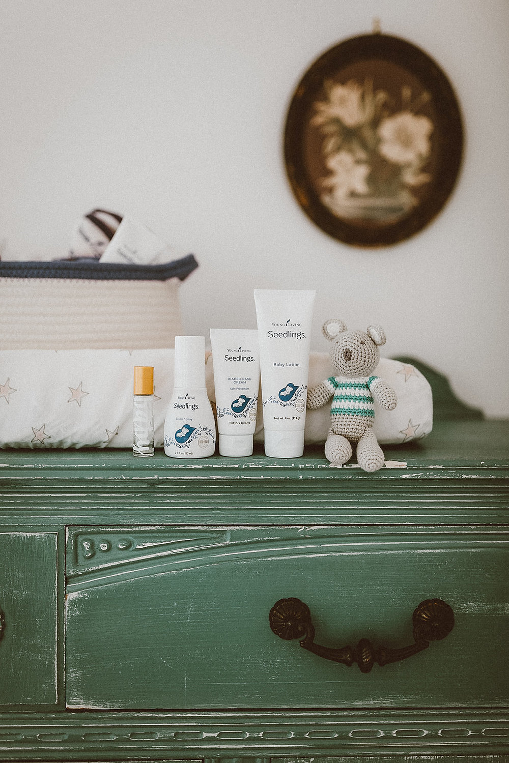 seedlings - A line of clean, safe products specifically created for you and your little one. This line includes my all-time favorite baby wipes (so thick and soft!), a tear-free shampoo, soothing lotion, diaper rash cream, baby oil, and a linen spray. Perfect for all little ones, you and every new mom in your life needs these in your home! Your baby will thank you!