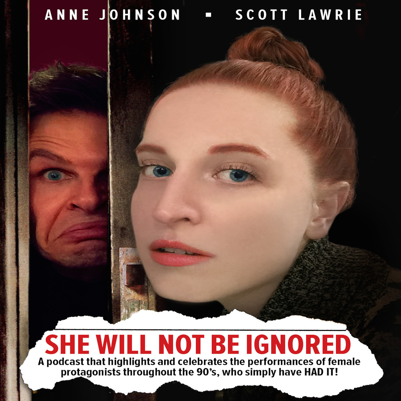 Podcasts - She Will Not Be Ignored