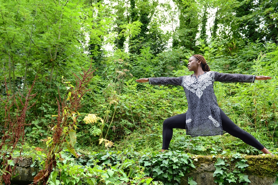 Yoga retreats for Black women and women of colour in the UK