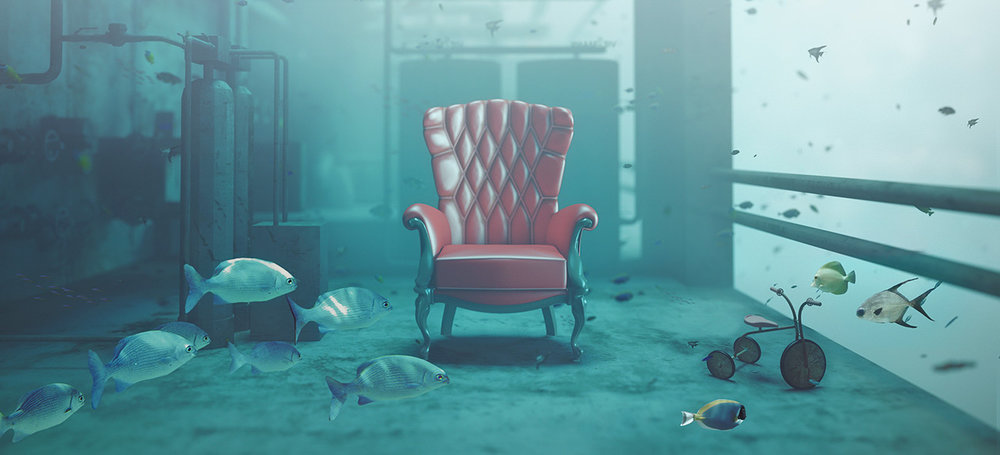 Feeling underwater?