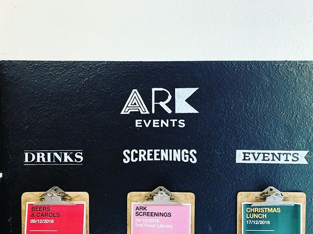 👀ARK EVENTS