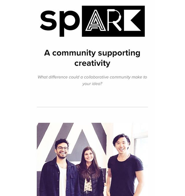 Here we go again! 🥊🥊🥊 Apply for our 3 month spARK programme.  3 months desk space, community & mentoring in ARK coworking London, designed to kick start your new venture • Good Ideas Given A Chance •  Apply now! link in bio