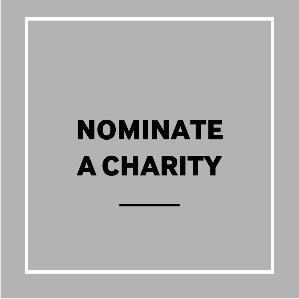 Nominate-a-charity