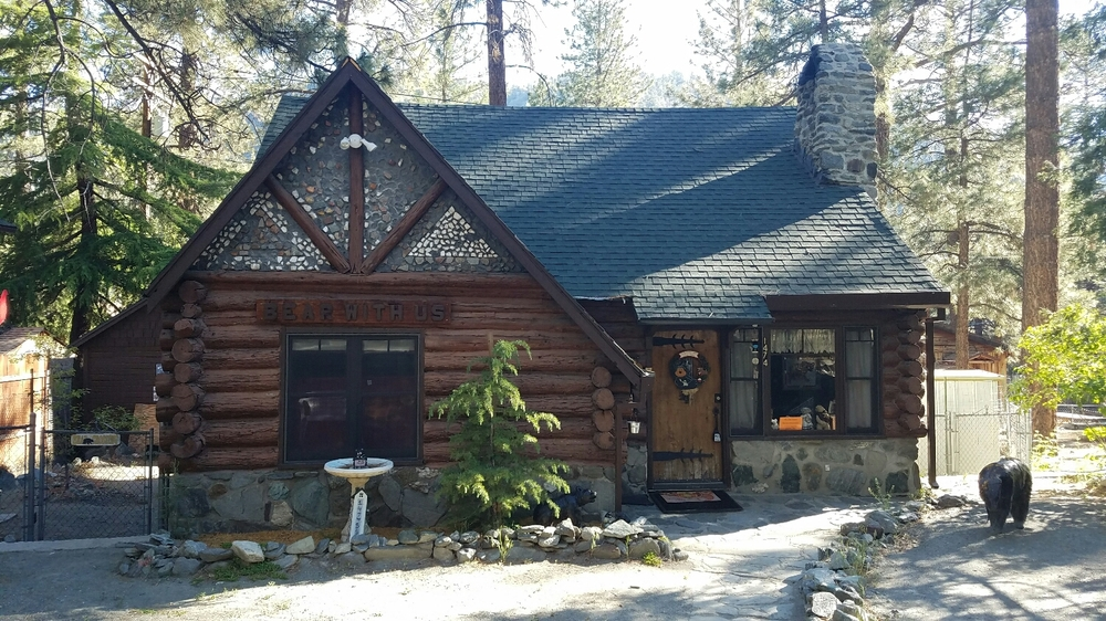 Bear With Us Cabin in Wrightwood!
