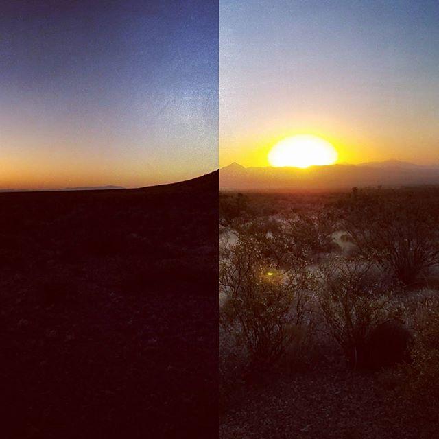 My last sunset and sunrise on the CDT.  #continentaldividetrail #takemeback #untilnexttime