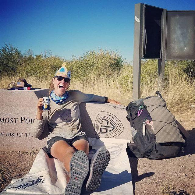 Remembering that time I found my beach in New Mexican desert.  #findyourbeach #carona #CDT #ula #salomon #hike #sunnto #burgerking #triplecrown #gossamergear #icebreaker #outdoorresearch #buffheadwear #kickinit #zpacks #thermarest #leki #tyvek #imtirednowithinkillgohome #yumbutter #gatorade #nuun #befree #probar