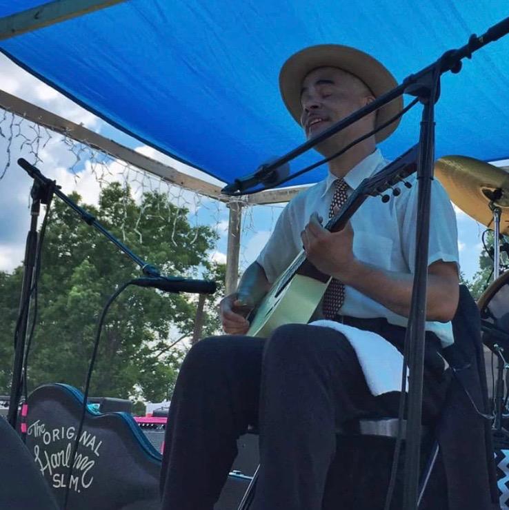 Brother Tito Deler Live at the 44th Bentonia Blues Festival