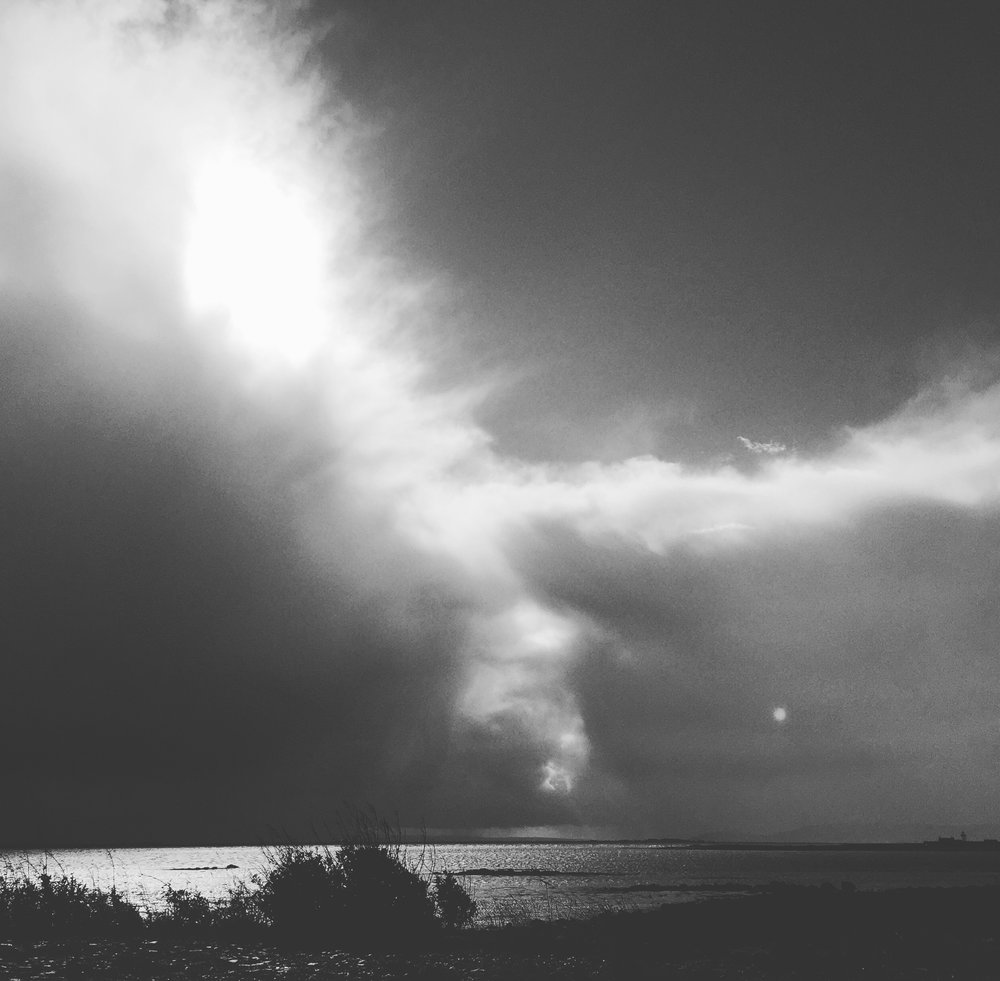Galway clouds