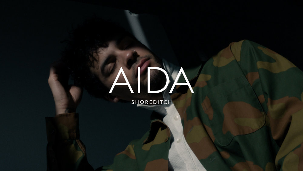 Adrian Florin Ardelean's Aida Shoreditch SS18 Campaign