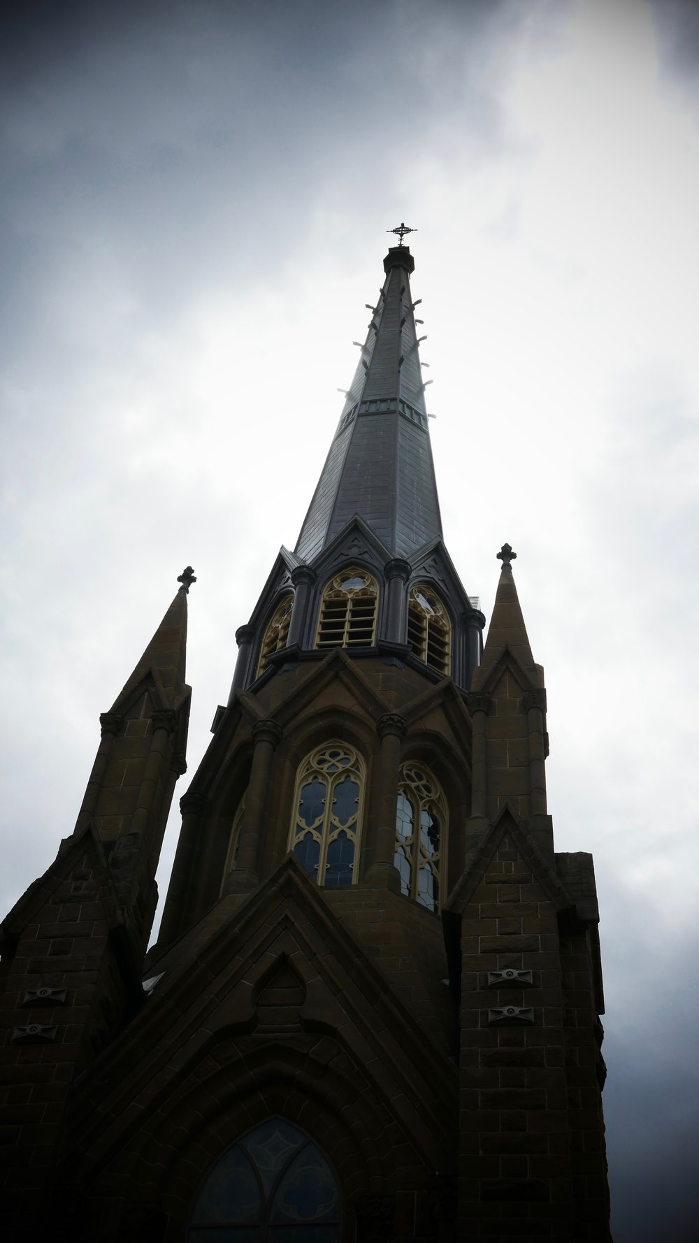 St. Dunstan's Bassilica in Charlottetown