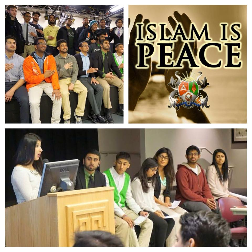 Our Brothers in Philadelphia recently held an event to spread awareness on the religion is Islam and to debunk stereotypes often associated with it.
