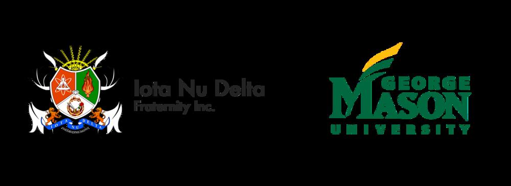 iota nu delta fraternity x george mason university