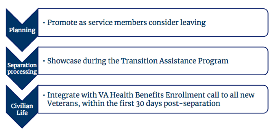 Vetransition Implementation Plan