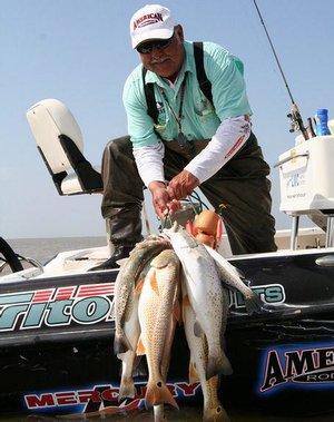 resume captain charlie paradoski matagorda bay fishing trips