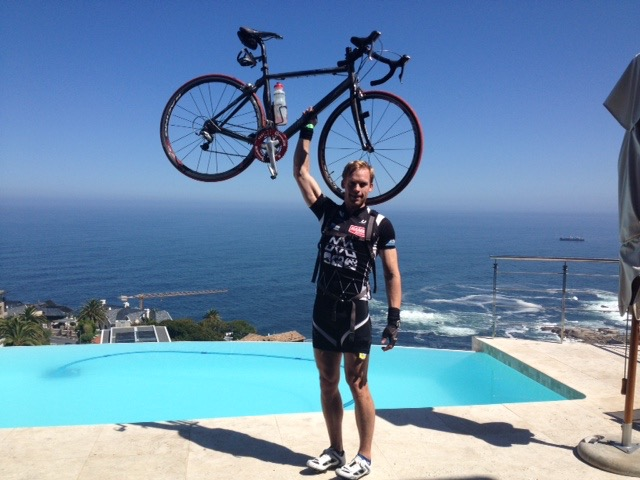 South Africa - Cape Argus Training Camp 2014