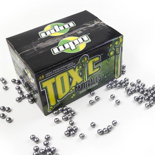 New Toxic professional grade in Silver shell - Lime fill  #d3fysports #WPNpaintballs  #weaponsgrade #growthesport #chooseyourgrades #grades #levels #playpaintball #paintballgear #paintballlife #paintballfield #paintball4life #gotcha #gotchamexico #respek #outdoors #extreme #toxic #pearl #wip #vip #lifestyle #speedball #tournament #tournamentready