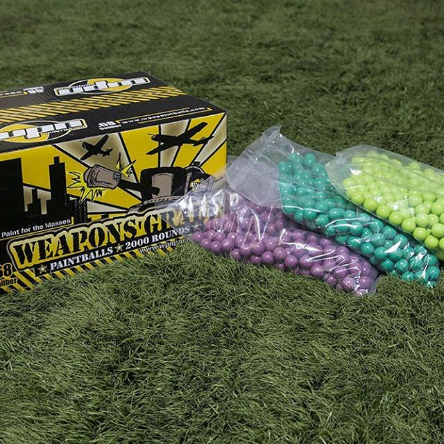 500ct. Premium rec ball Weapons Grade available in 3 colors!  Purple shell- Orange fill Teal shell- Orange fill Lime shell- Yellow fill  Order online www.d3fysports.com or call us today 909-623-8801  #d3fysports #WPNpaintballs  #weaponsgrade #growthesport #chooseyourgrades #grades #levels #playpaintball #paintballgear #paintballlife #paintballfield #paintball4life #gotcha #gotchamexico #respek #outdoors #extreme #toxic #pearl #wip #vip #lifestyle #speedball #tournament #tournamentready