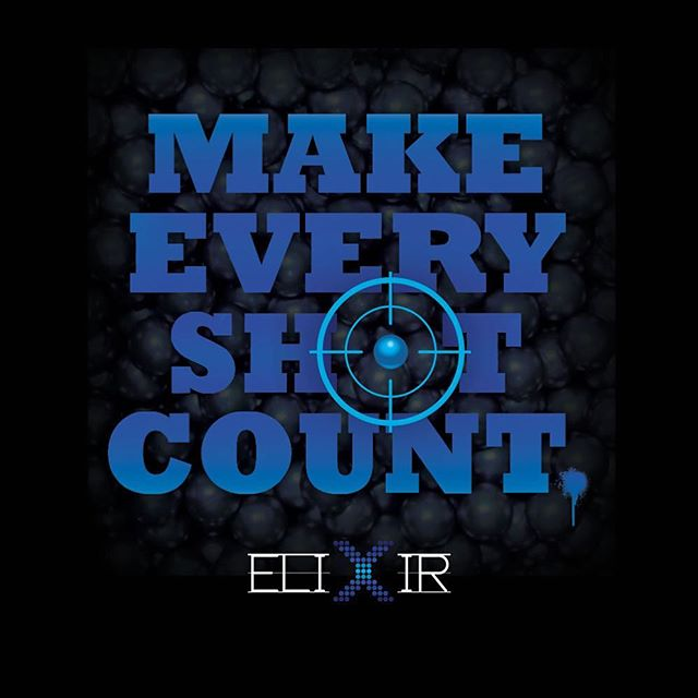 Do it right, and you succeed 💪🏽 #elixir #tournament #wpnpaintballs