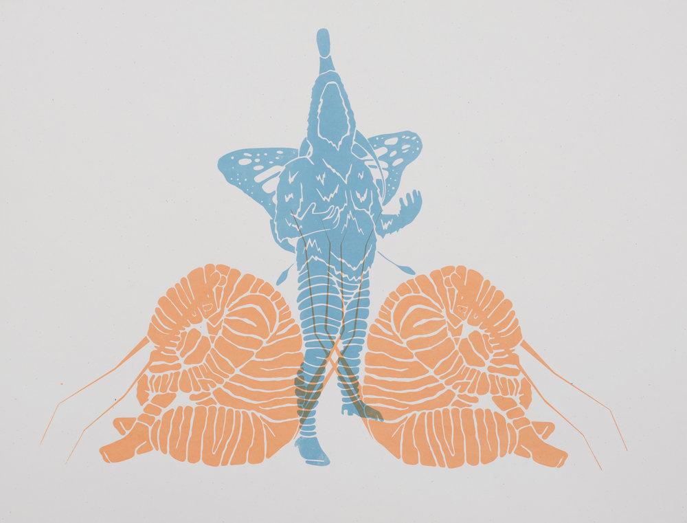 Lamentation Emblem