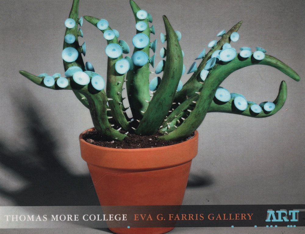 The Complete Domesticated Cephaloe Vera Handbook  April 16 - May 12, 2012   Eva G. Farris Art Gallery   Thomas More College   Crestview Hills, Kentucky