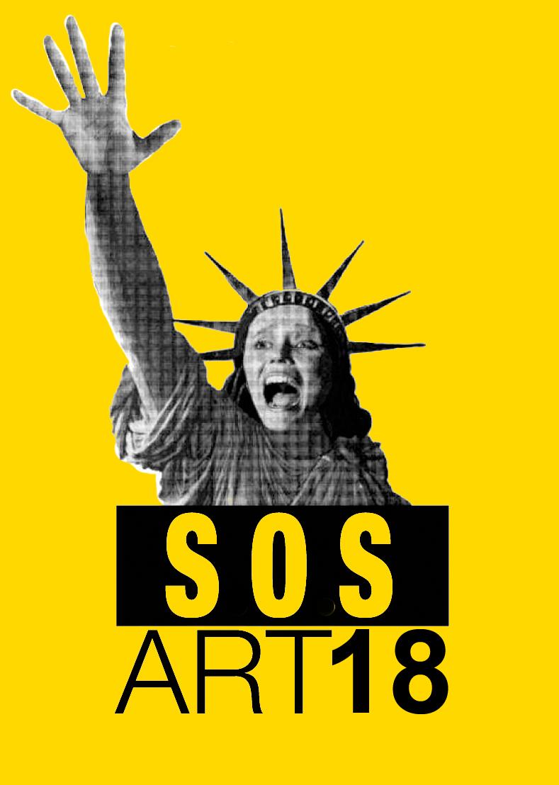 SOS Art  Opening: June 1, 2018, 6:00pm June 1 - June 10, 2018 Art Academy of Cincinnati 1212 Jackson St. Cincinnati, OH. 45202