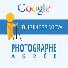 Photographe agréé Google