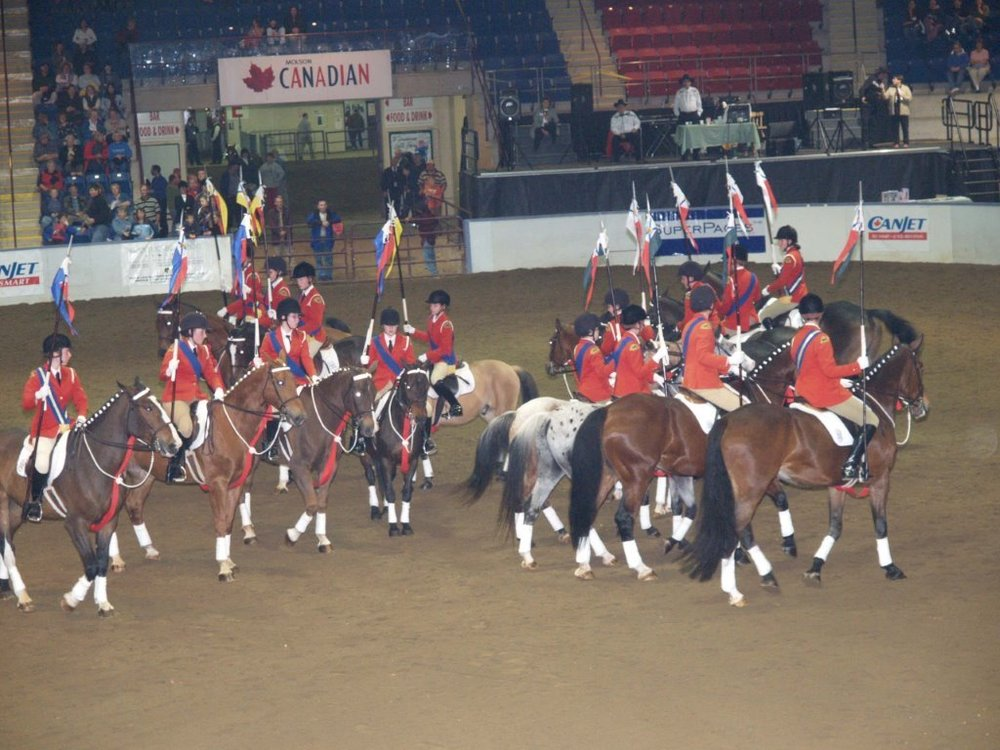 2004 Musical ride at the Maritime Fall Fair.jpg