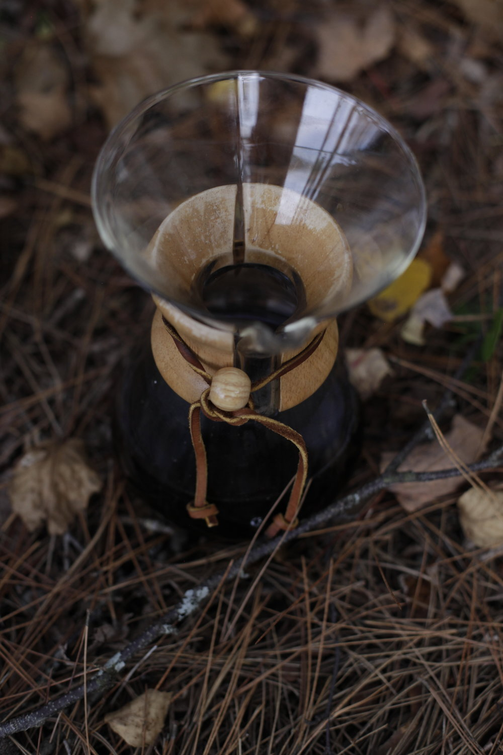 Brew A Chemex Like A Champ -