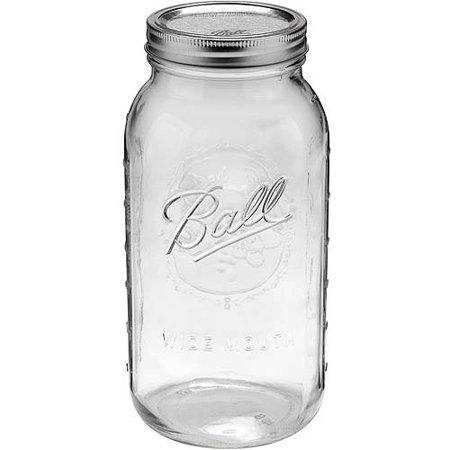 64 oz Mason Jar -