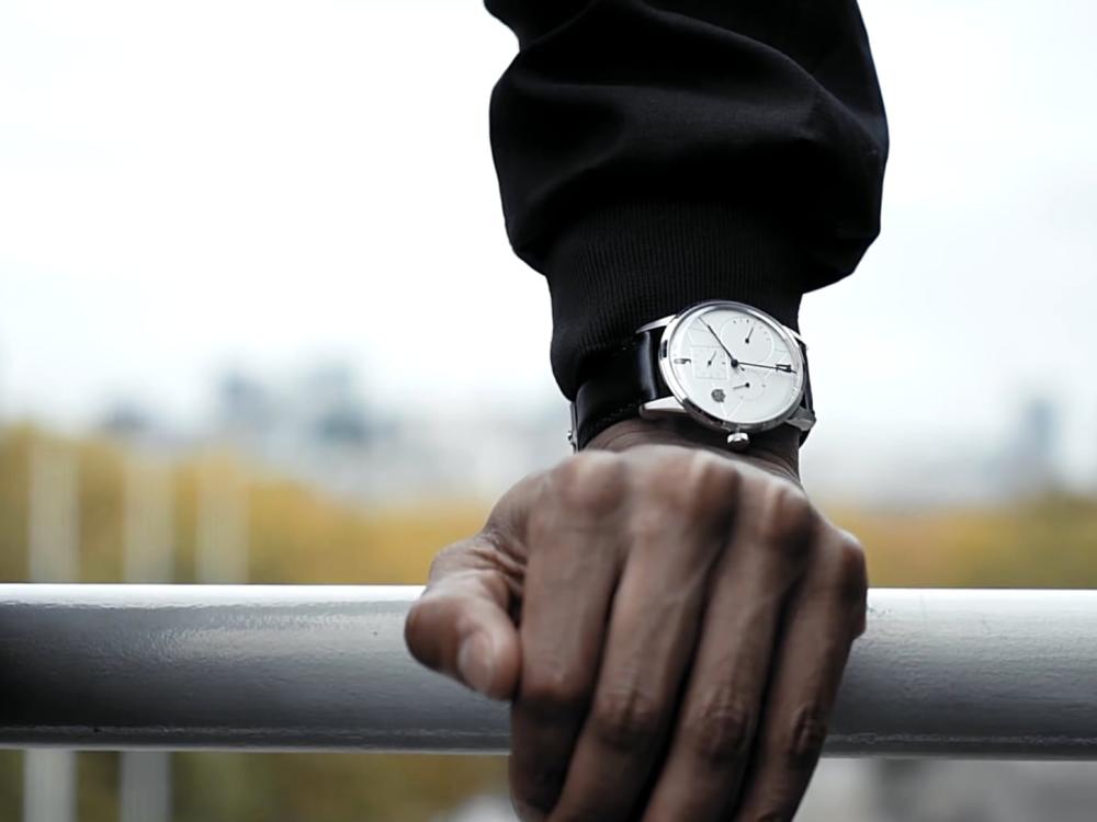 DuFa Watches | Bauhaus Two