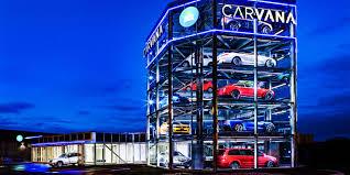 Carvana Vending