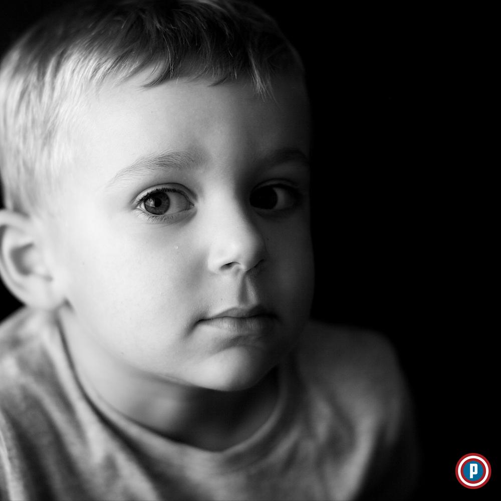 July 16, 2014 - Portrait of Parker
